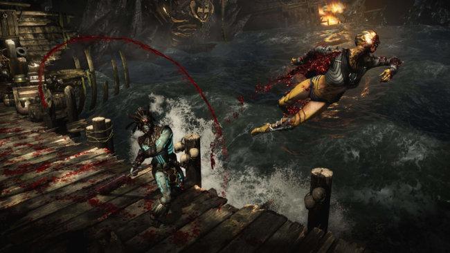 Mortal Kombat X 10