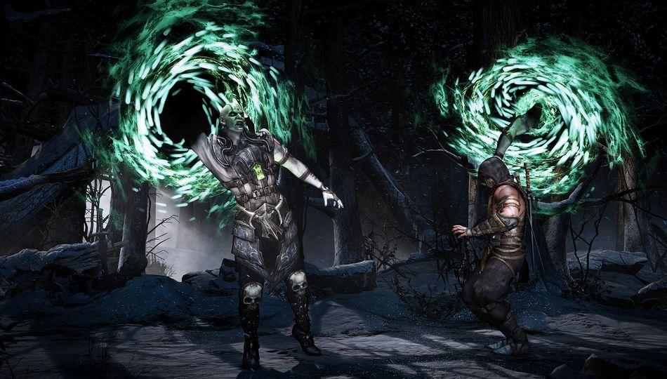 Mortal Kombat X 14
