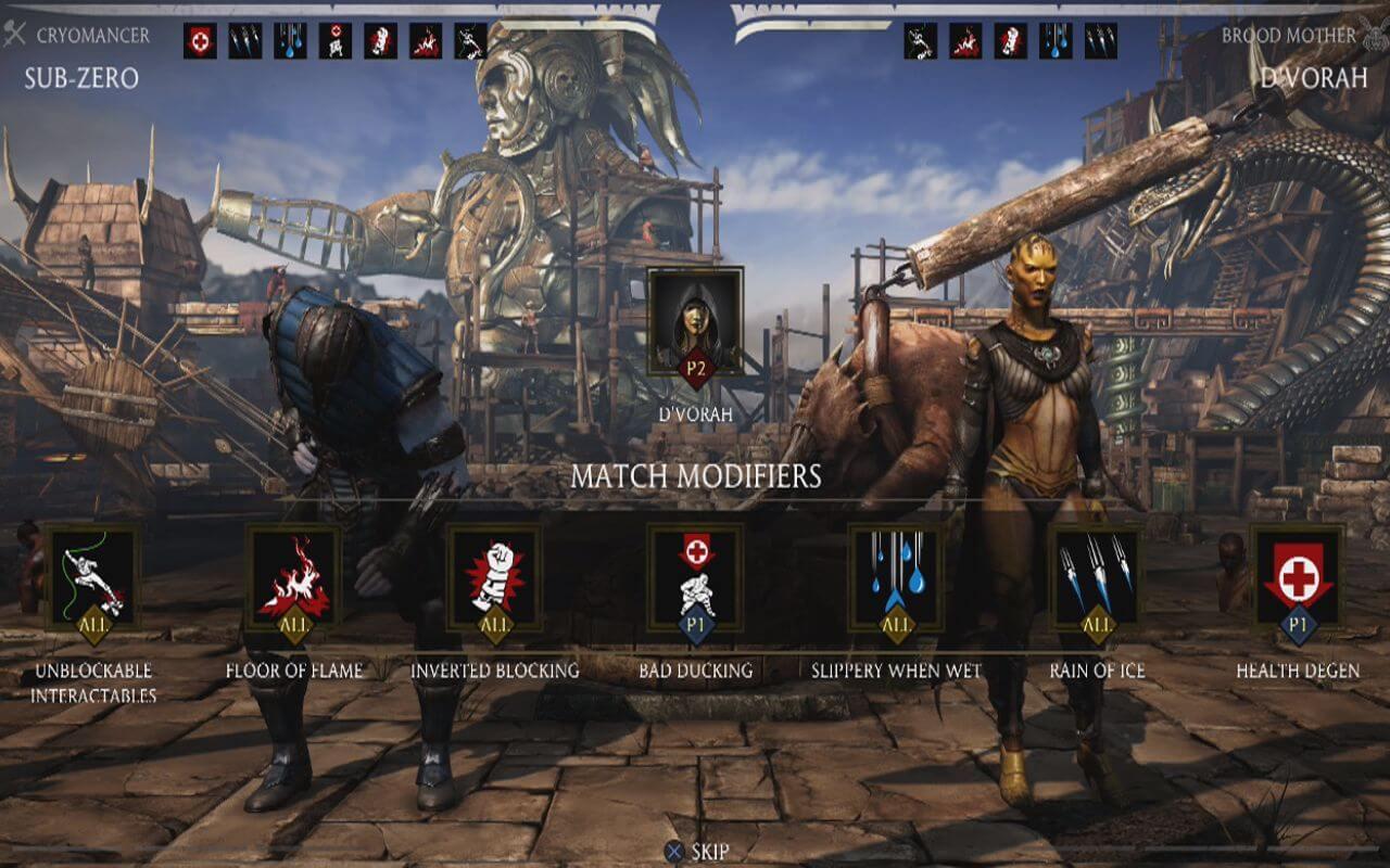 Mortal Kombat X 19