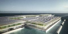 Smart Floating Farm