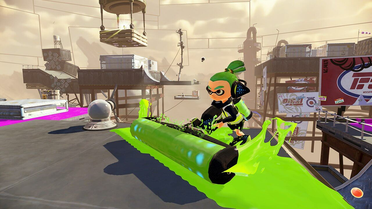 Splatoon 25
