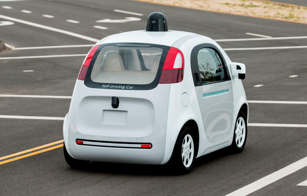 Автоматический автомобиль Гугл