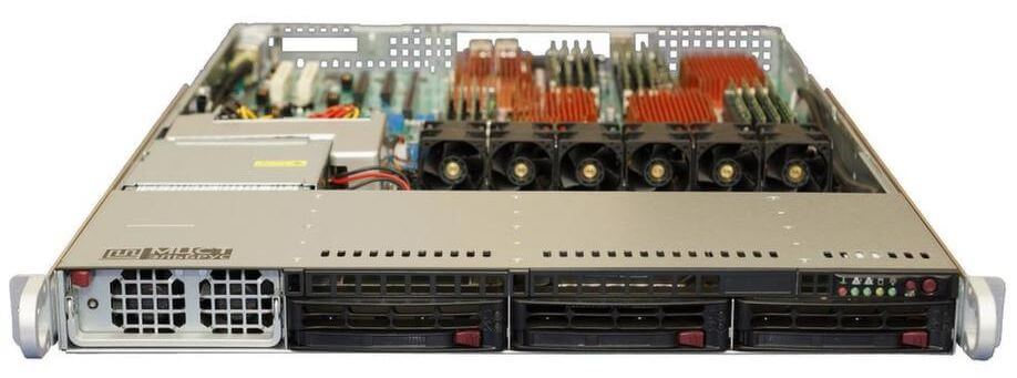 Первые компьютеры на базе российского процессора Эльбрус поступили в продажу