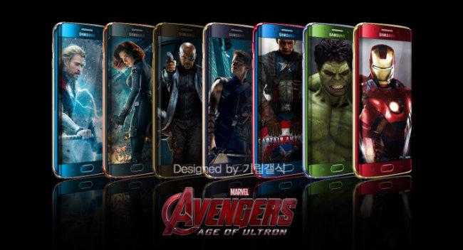 Серия Мстители
