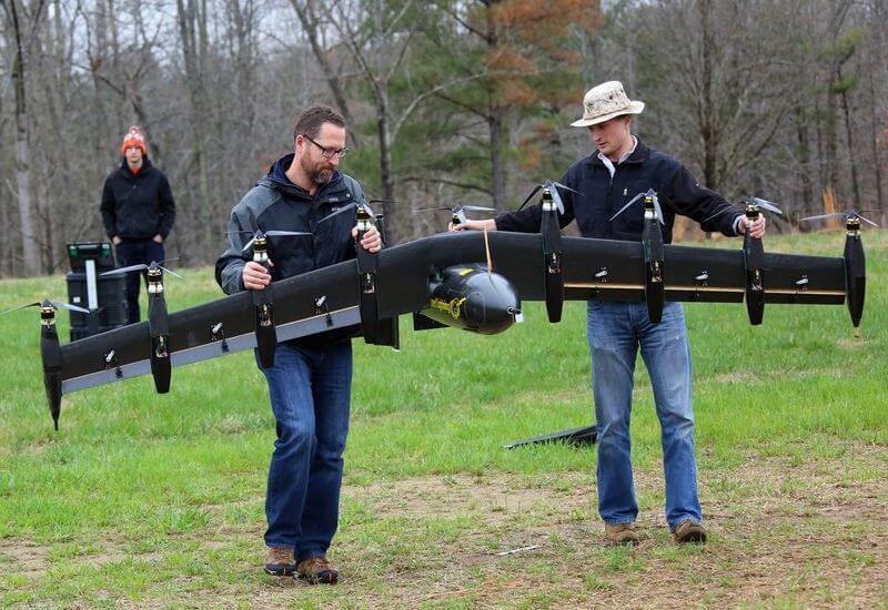 #видео | NASA успешно завершили испытания первого гибридного дрона