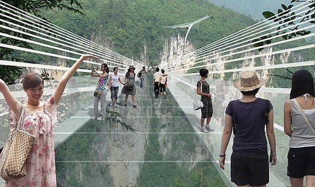 glass-bridge