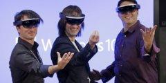 Microsoft: гарнитура Hololens будет далеко не всем по карману