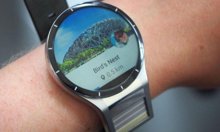 Lenovo продемонстрировала концепцию приватного дисплея для умных часов