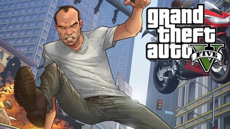 Игра Grand Theft Auto V преодолела планку в 52 миллиона проданных копий