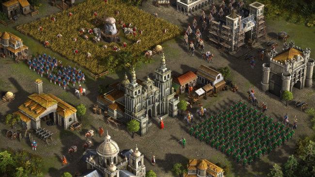 Состоялся официальный анонс продолжения серии стратегических игр «Казаки»