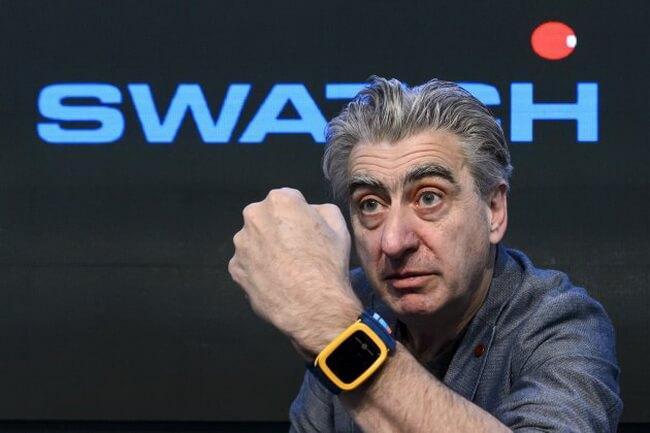 Swatch разрабатывает аккумулятор для смарт - часов со временем работы до полугода