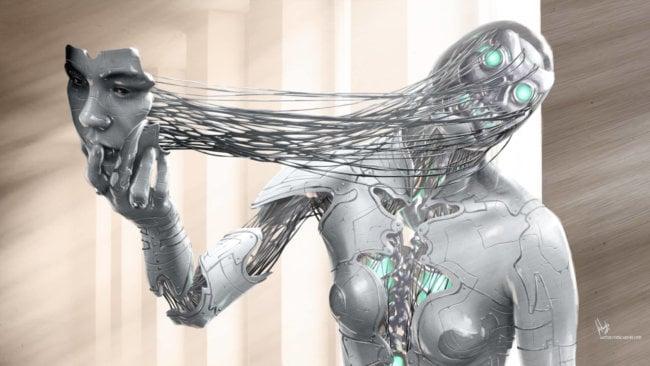 Может ли искусственный интеллект убедить вас в том, что все нереально?
