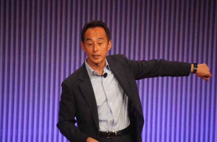 Президент Samsung Ен Сон