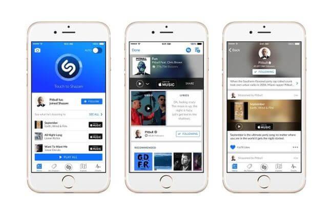 Сервис Shazam расскажет вам, какую музыку слушают известные музыканты