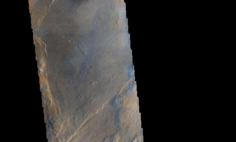 Марс камера