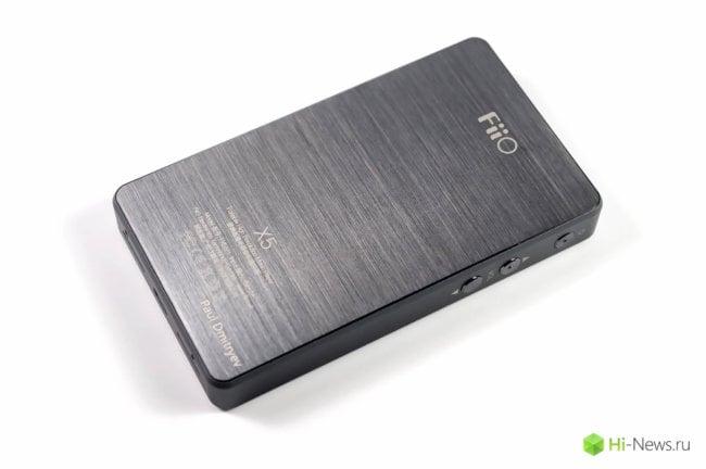 Обзор плеера Fiio X5 второго поколения — быстрее, выше, сильнее