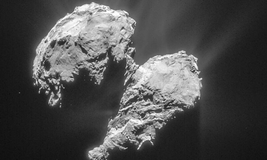 Комета 67P