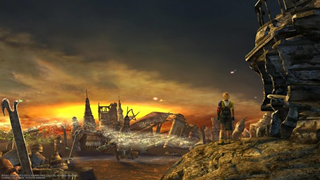 Final Fantasy X HD 02