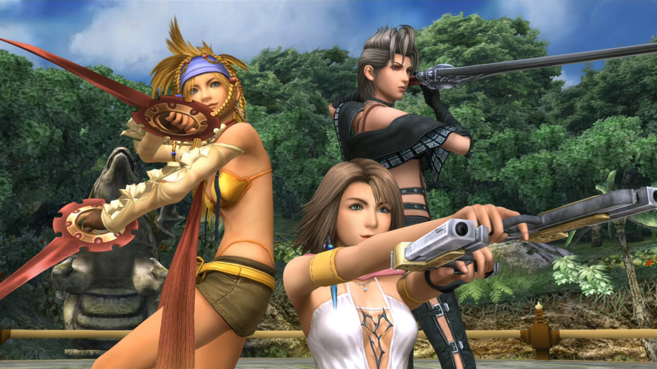 Final Fantasy X HD 08