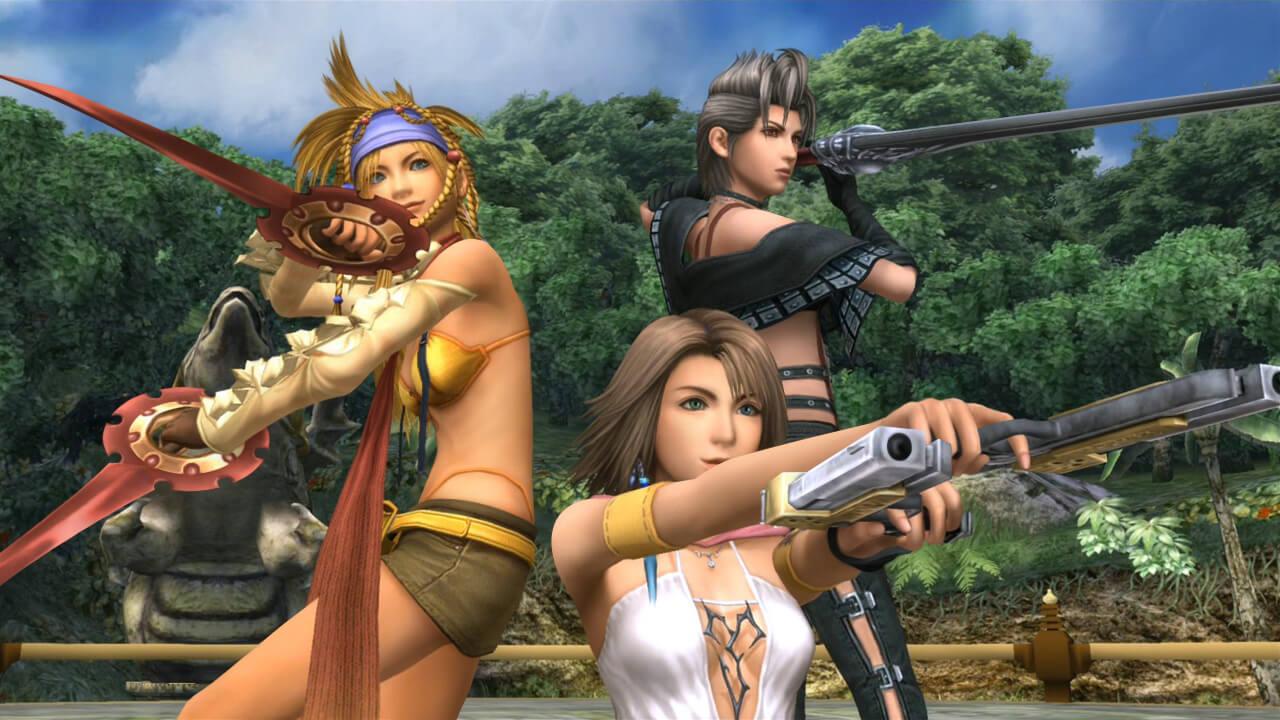 Final Fantasy X HD 08