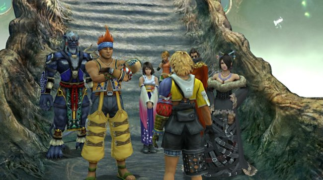 Final Fantasy X HD 10