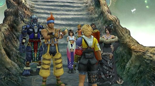 Final Fantasy X HD 10