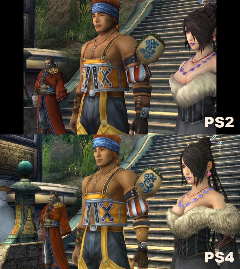 Final Fantasy X HD 12