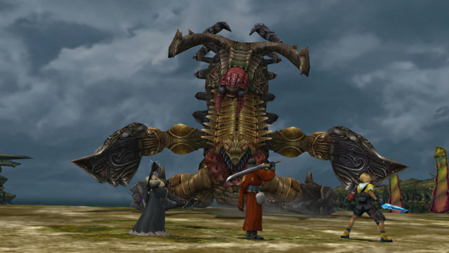 Final Fantasy X HD 13