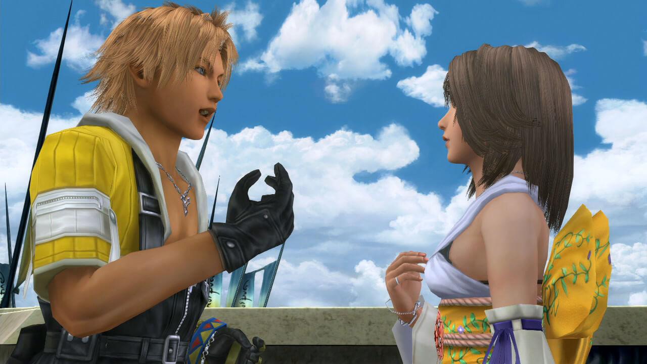 Final Fantasy X HD 14