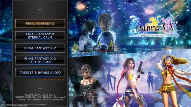 FINAL FANTASY X/X-2 HD Remaster_20150517144435