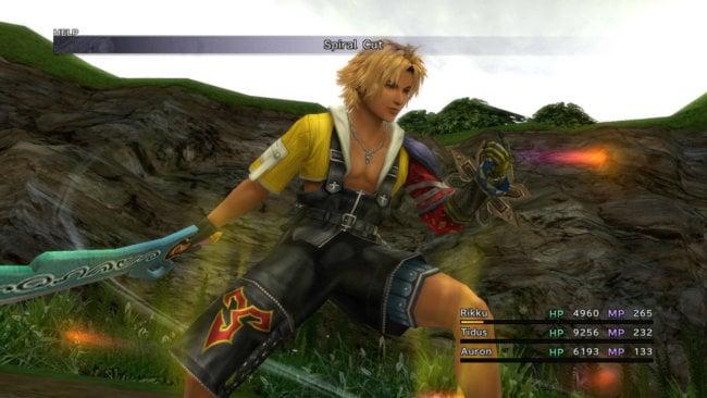 Final Fantasy X HD 18