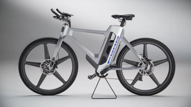 Велосипед Ford