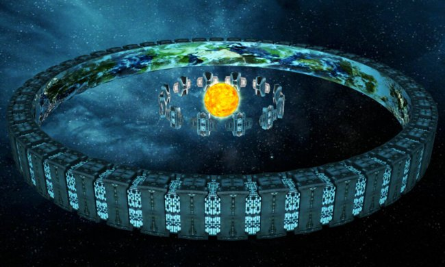 Мир-кольцо