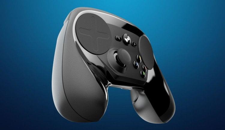 Valve представила финальный дизайн своего игрового контроллера