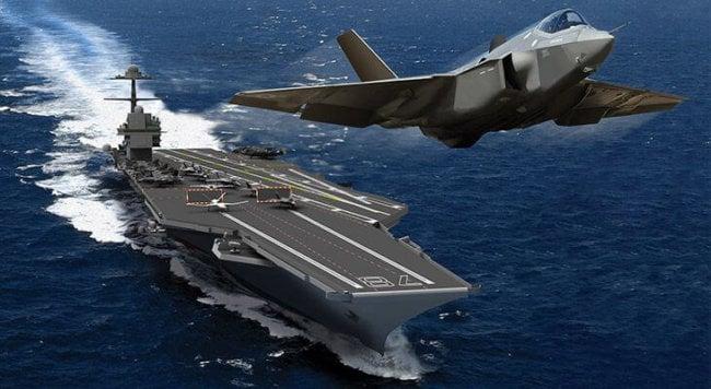 ВМС США успешно протестировали электромагнитную стартовую катапульту
