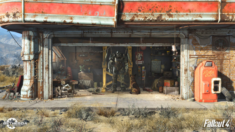 Bethesda официально анонсировала игру Fallout 4