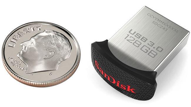 Компания SanDisk представила новое поколение флэш-накопителей