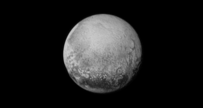 Завтра произойдёт историческая встреча с Плутоном