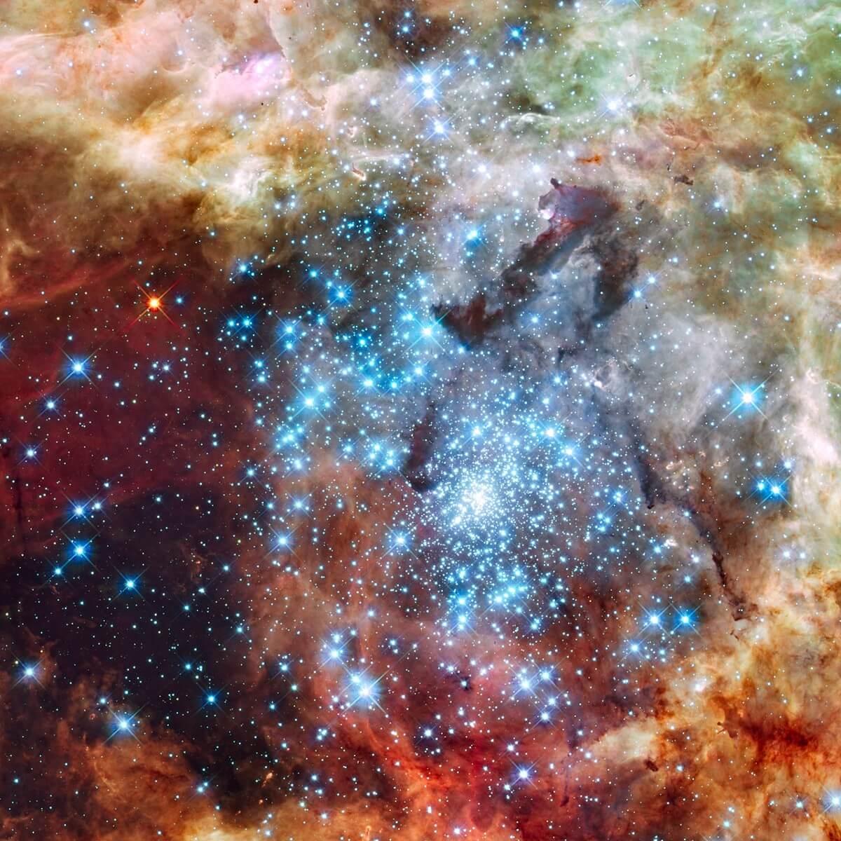 Когда звезды совсем погаснут?