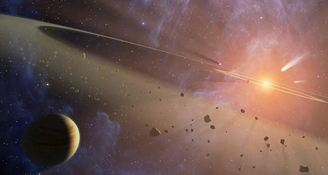 Наша Вселенная оказалась менее населенной, чем думали