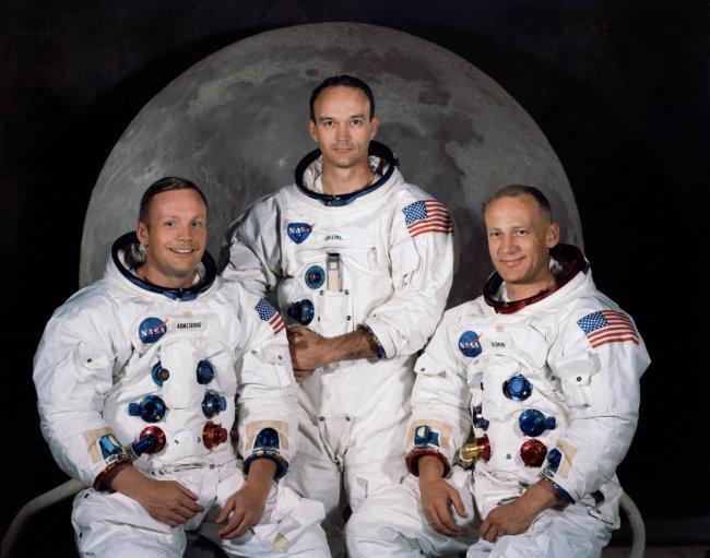 46 лет назад человек впервые ступил на Луну