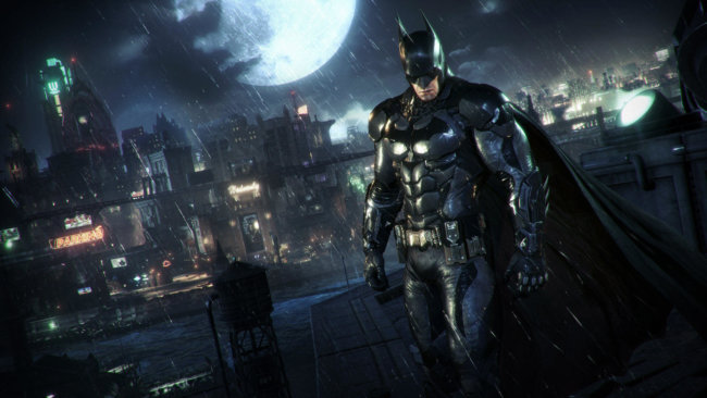 Batman Arkham Knight 08