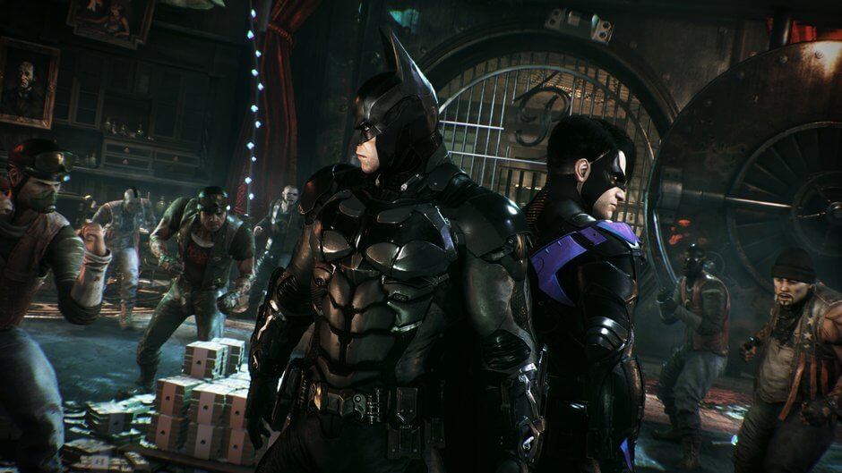Batman Arkham Knight 10