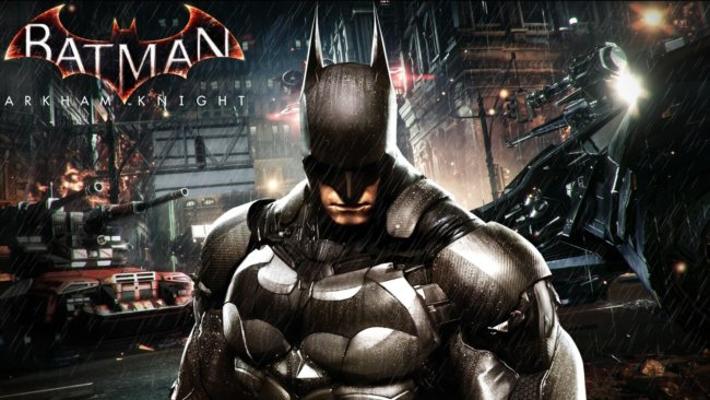 Batman Arkham Knight 21