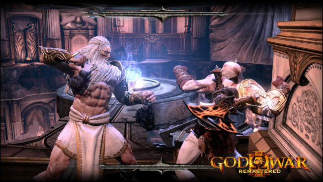 God of War III Remastered 09