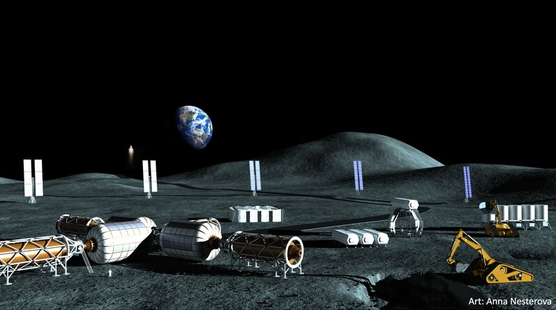 NASA очень хочет на Луну и разрабатывает план