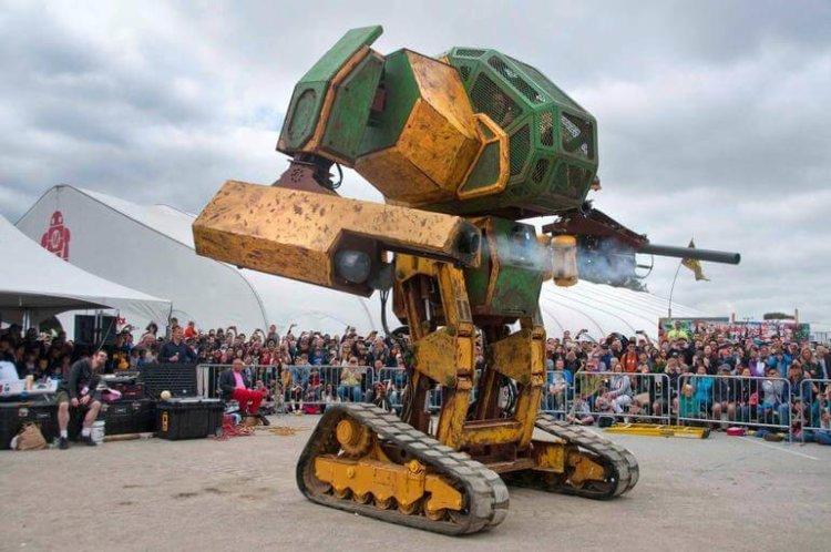 MegaBots Mark 2