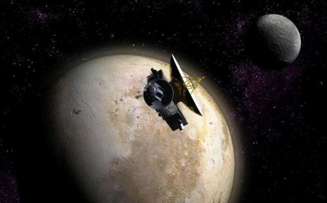 Зонд «Новые горизонты» работает под управлением микрочипа из консоли PlayStation