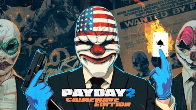 Payday 2 Crimewave Edition 01
