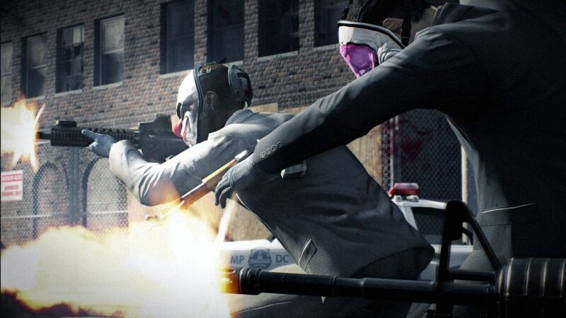 Payday 2 Crimewave Edition 09